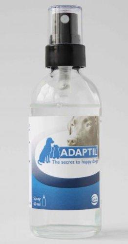 (60ml Spray) - Adaptil Dog Calming 48ml Diffuser / Refill -Natural canine...