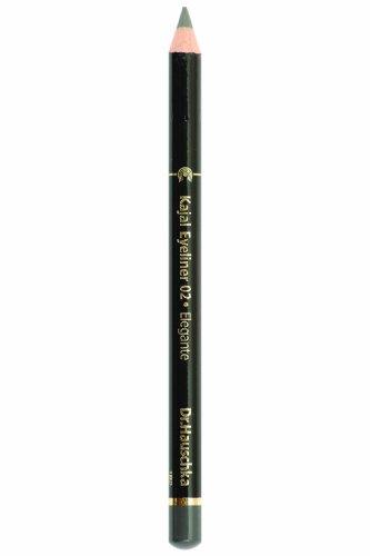 Dr. HAUSCHKA Crayons Kajal (Kajal eyeliner) Couleur Gris tendre 02 -