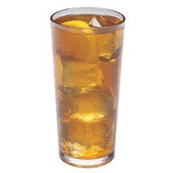 Cambro D16152 Clear Crackle Finish 16 Oz Del Mar Tumbler - 36 / CS by Cambro (Mar-finish)