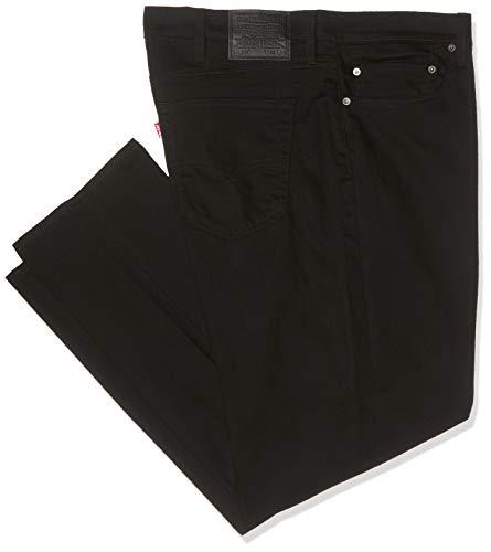 Levi's Herren 514 Straight Jeans, Schwarz (Nightshade 1036), W40/L36 (Herstellergröße: 40 36) -