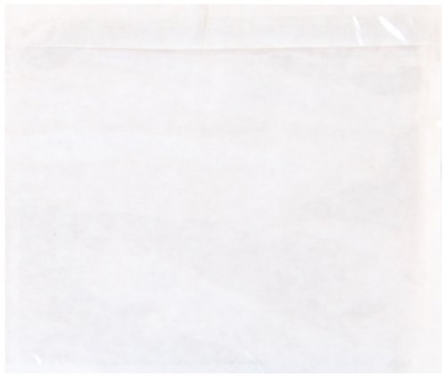 Foto de Purely PDE40 - Sobres portadocumentos adhesivos (1000 unidades, plástico, A5, 235 x 175 mm), transparente