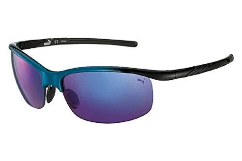 Puma Herren Sonnenbrille Sportbrille mit 400er UV Schutz und - Herren Sonnenbrille Puma
