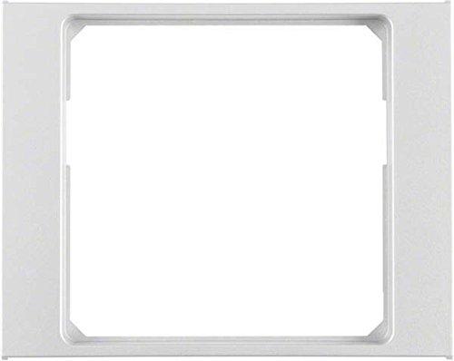 Hager 11087103 interruptor de luz Aluminio - Interruptores de luz (Aluminio, 10...