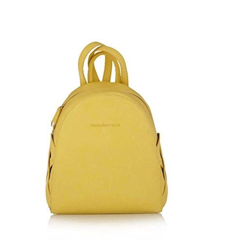 Zainetto Donna Ecopelle   Trussardi Jeans Dahlia   75B0034599999-Yellow