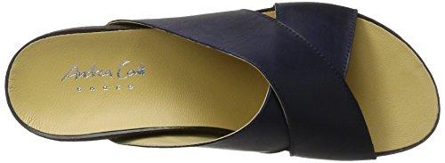 Andrea Conti 1673409, Ciabatte Donna blu (dunkelblau)