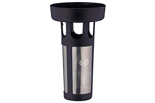Alfi 9114.000.003 Teefilter Dan, Kunststoff, schwarz, 8 x 8 x 15 cm