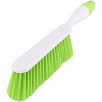 ALOUD CREATIONS Long Bristle Cleaning Brush for Carpet, Car Seat, Curtains, Mats and Household Upholstery