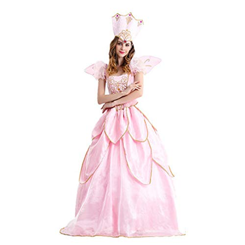 Flower Fairy Kostüm - Halloween Kostüm Flower Fairy Queen Party