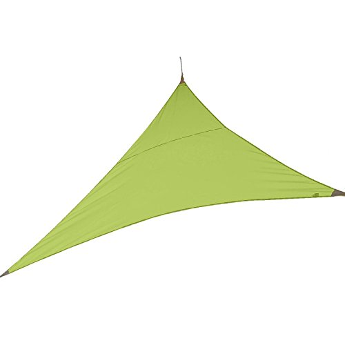 JARDILINE - vsf300 vert pomme - Voile d'ombrage triangulaire 3x3x3m vert pomme first