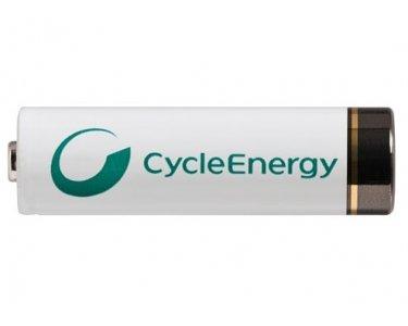 Sony Cycle Energy NiMh-Akkus, AA, wiederaufladbar, 2500mAh, 4Stück (Cycle Nimh)