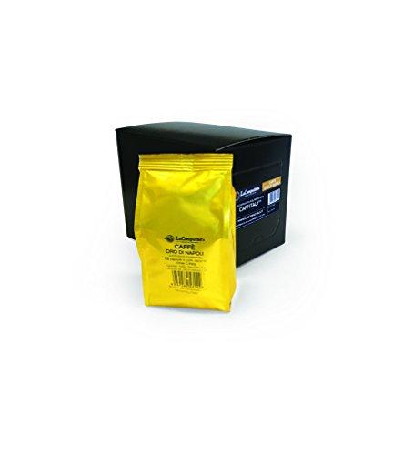 LaCompatibile CAFFITALY® Capsule Compatibili Caffè ORO DI NAPOLI - 50 capsule