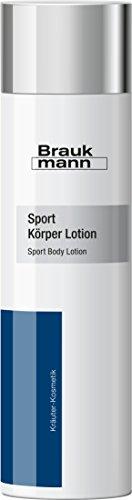 Hildegard Braukmann Sport Körper Lotion 250 ml