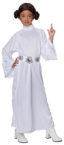 Rubies Official Disney Star Wars Princess Leia, Children Costume - Small
