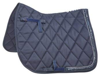 BUSSE everline Schabracke MAJESTY Vollblut/Warmblut, Dressur, navy