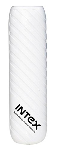 Intex IT-PBB 2000 MAH Power Bank (White)