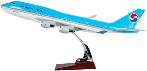 tang-dynastytm-47cm-boeing-b747-400-korean-air-resin-airplane-model-plane-toy-plane-model