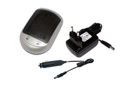Caricabatterie per cellulari Canon LC-E6, LC LC-E6E, Canon EOS 5d Mark II, Canon EOS 60d, Canon EOS