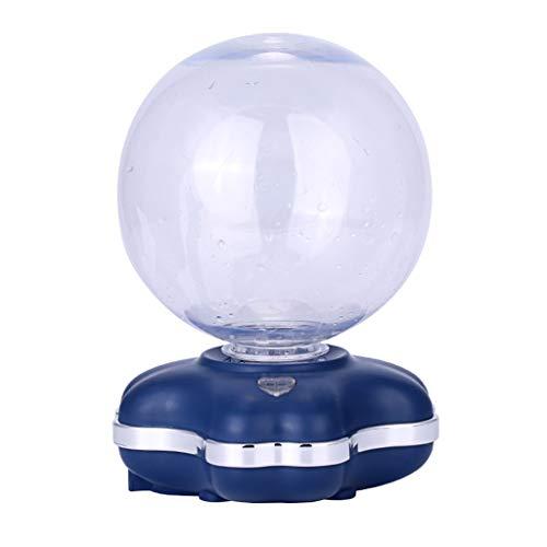 Blau Aromatherapie (Oasics Mini-Luftbefeuchter ,Luft Aroma ätherisches Öl Diffusor LED Ultraschall Aroma Aromatherapie Luftbefeuchter (Blau))