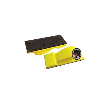 Handschleifblock /Schleifklotz 190mmx70mm mit klett