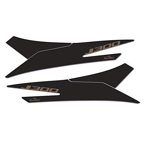 Adhesivos 3D Protección Estribos Compatible Scooter