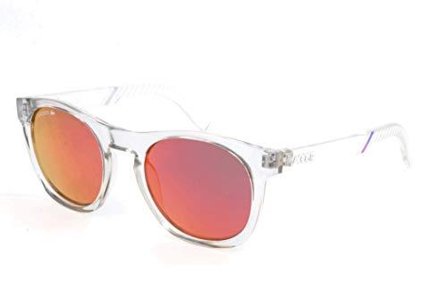 Lacoste Unisex-Erwachsene L868S 971 51 Sonnenbrille, Shiny Crystal,