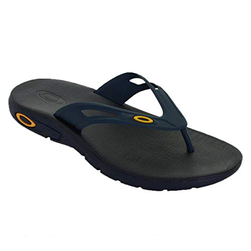 Oakley 15204-609-5 Ellipse Flip Dark Blue UK 5 Flip Flop