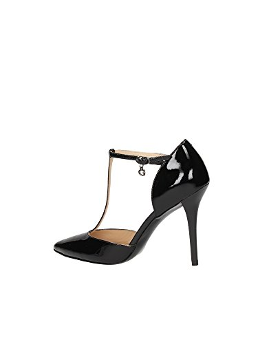 Guess FL4TREPAT08 Sandales Femme Noir
