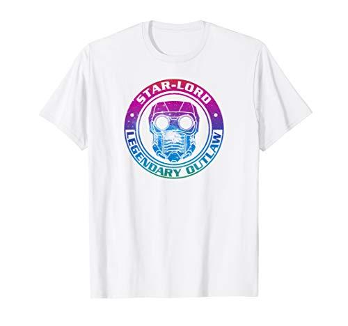 axy Star-Lord Rainbow Outlaw T-Shirt C1 ()