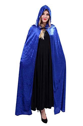 en Umhang Weihnachten Kostüm COS Tod Lang Mantel Zauberer Hexe Prinz Prinzessin Umhang Umhang ()