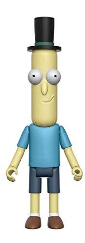 Funko 12,7cm Articulated Rick und Morty–Mr. Hundekotbeutel Butthole Action Figur