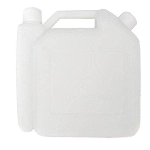 Generico 2T carburante bottiglia di miscelazione per sega a catena decespugliatore olio carburante miscelazione deposito 1L