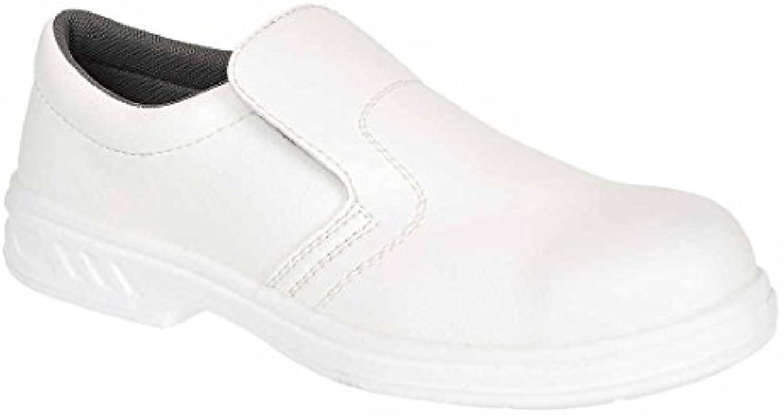 portwest fw81 steelite steelite steelite & commerce; glisse sur la sécurité fw81wh-r36 chaussure s2 blanc b00magnik6 parent 815cdf