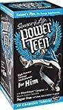 Natures Plus Power Teen For Him Chewable Multi - 60 Wild Berry Flavour Tablets by Natures Plus