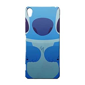 BLUEDIO Designer 3D Printed Back case cover for Sony Xperia X - G3020