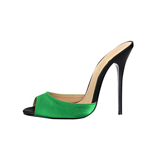 fereshte , Mules femme green