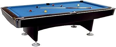 Mesa de billar Club Master–8feet–Una Mesa de billar, el corazón de cualquier jugador de billar superior Batir läßt. Manitou Mesas de billar.