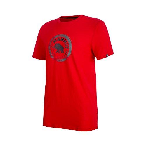 Mammut Herren T-Shirt Seile - Magma, L