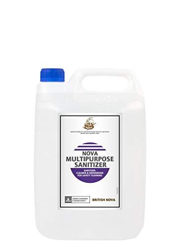 Nova Allzweck Desinfektionsmittel - 5 Liter - British Nova BN1272