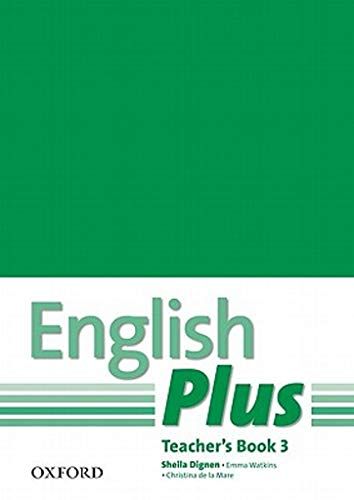 English Plus: 3: Teacher's Book with photocopiable resources: An English secondary course for students aged 12-16 years. por Wetz