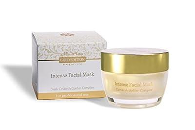 Mon Platin Gold Edition- Intense Facial Mask With Black Caviar & Golden Complex, 50 ml from Mon Platin