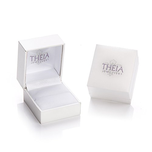 Theia Bague Or - 750/1000 Or jaune Femme Or Blanc