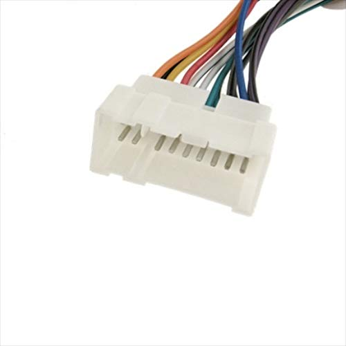 Nissan ISO Kabelbaum Stecker Adapter für Autoradio