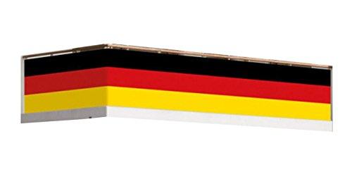 Amscan 9900299 balcon Bordure Allemagne