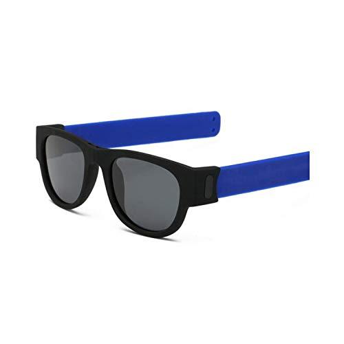 Sport-Sonnenbrillen, Vintage Sonnenbrillen, Männers WoMänners Polarized Sunglasses UV400 Protection Lens Folding Frame Sun Glasses Oculos De Sol Kids Slap Eyeglasses Normal No 05