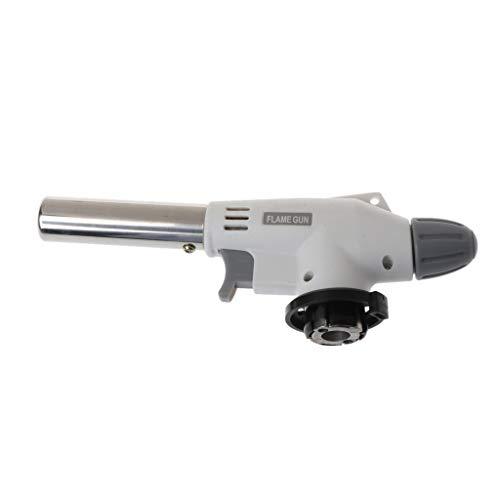 ZOOMY Tragbare Metall Flame Gun BBQ Heizung Zündung Butan Camping Schweißen Gasbrenner