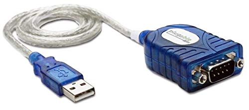 Plugable USB to RS-232 DB9 Serial Adapter (Prolific PL2303HX Rev D Chipset)