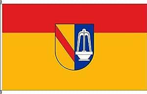 Hochformatflagge Weitersborn - 80 x 200cm - Flagge und Fahne