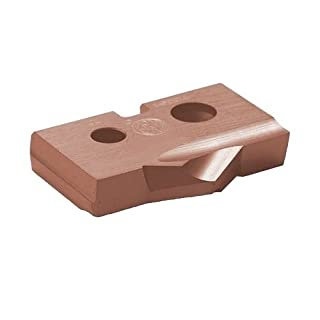 Allied Machine & Engineering 151H-0026-TW AM200 Coated Super Cobalt Structural Steel T-A Drill Insert, Series 1, Thin Wall, 13/16