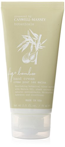 Caswell-Massey Fig & Crème pour les mains Bambou