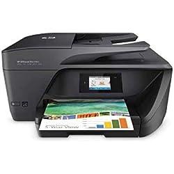 HP OfficeJet Imprimante Tout-en-Un Instant Ink Ready Noir Noir 0.0